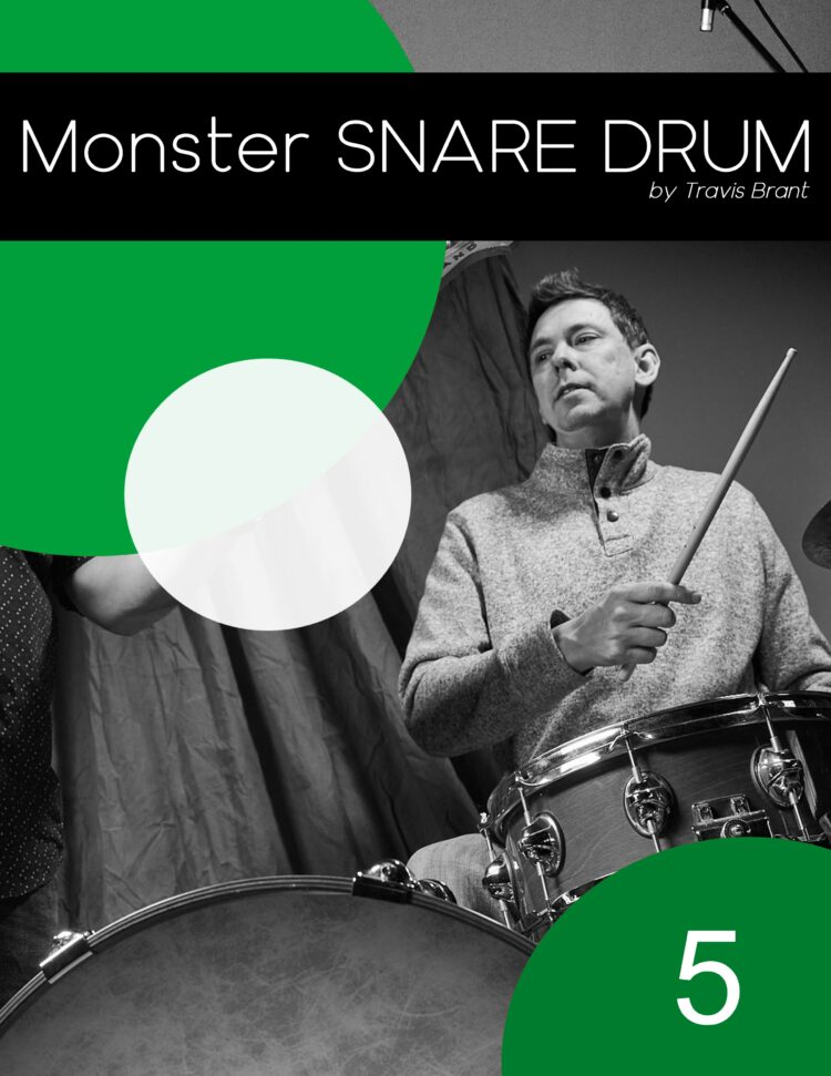 Monster Snare Drum - Volume 5