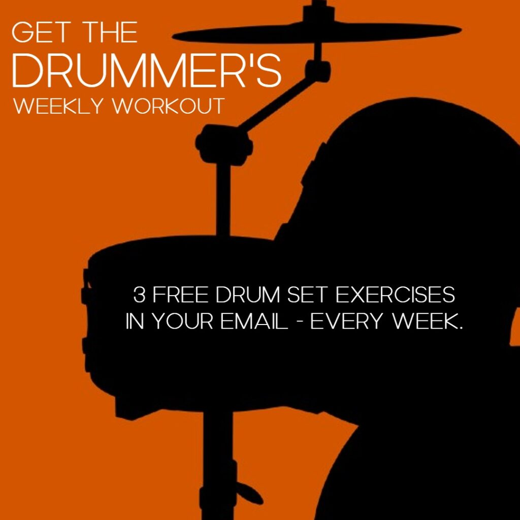 The Drummer's Weekly Workout